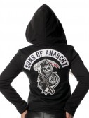Sons Of Anarchy Womens Highway Jacket