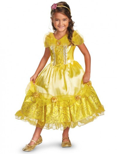Disney Belle Deluxe Sparkle Toddler / Child Costume