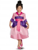 Disney Mulan Sparkle Toddler / Child Costume