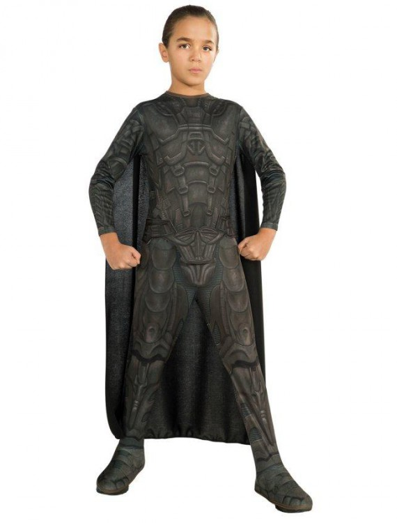 Superman Man of Steel General Zod Child Costume