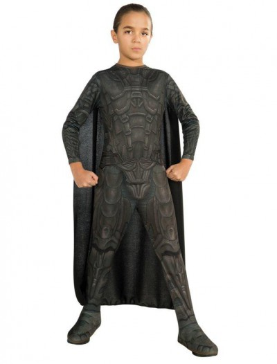 Superman Man of Steel General Zod Tween Costume