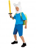 Adventure Time - Finn Deluxe Teen Costume