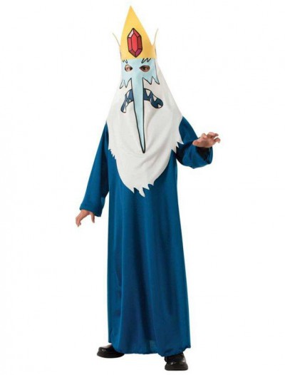 Adventure Time - Ice King Child Costume