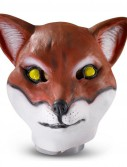 Latex Fox Mask (Adult)