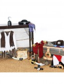 Deluxe Pirate Dress-Up Trunk