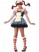 Rag Doll - Womens Costume