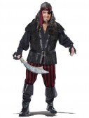 Ruthless Pirate Rogue Adult Plus Size Costume