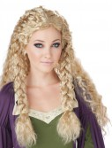 Medieval Warrior Princess Blonde Wig