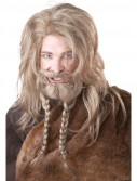 Mixed Blonde Viking Wig
