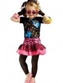 80s Pop Party Toddler Costume
