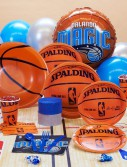 Orlando Magic NBA Basketball Deluxe Party Kit