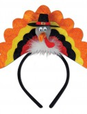 Thanksgiving Turkey Headband Adult