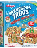 Kellogg's Rice Krispies Treats Holiday House Kit