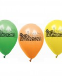 Backyardigans Printed 12 Latex Balloons