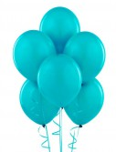 Bermuda Blue (Turquoise) 11 Matte Balloons (6 count)