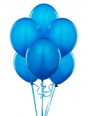 Cyan Balloons (6 count)