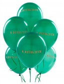 Miami Hurricanes - Latex Balloons (10 count)
