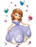 Disney Junior Sofia the First Giant Wall Decals