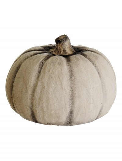 9 inch White Pumpkin