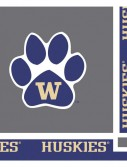 Washington Huskies - Beverage Napkins (20 count)