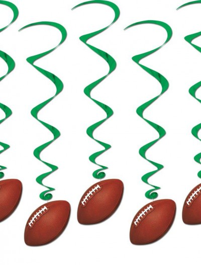 Football Whirls (5 count)