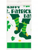 St. Pat's Jig Plastic Tablecover