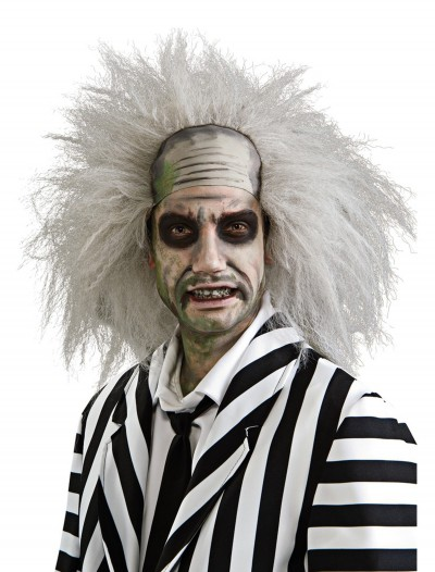Adult Beetlejuice Wig
