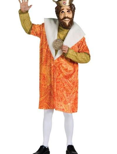 Adult Burger King Costume