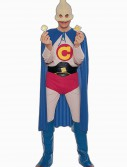 Adult Captain Condom Costume