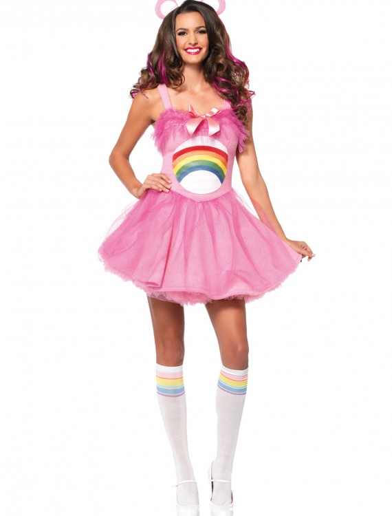 Adult Care Bears Cheer Bear Costume