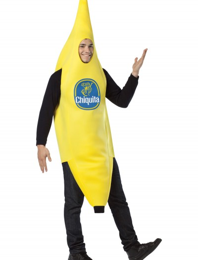 Adult Chiquita Banana Costume