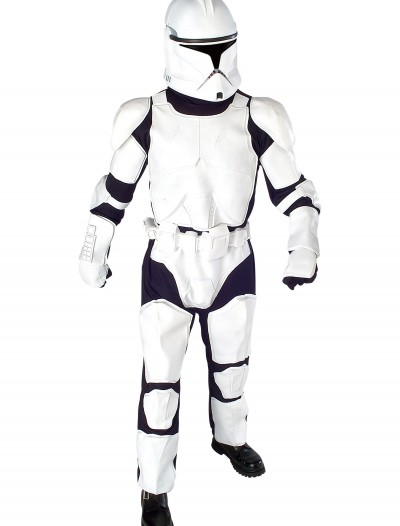 Adult Clone Trooper Deluxe - Episode II