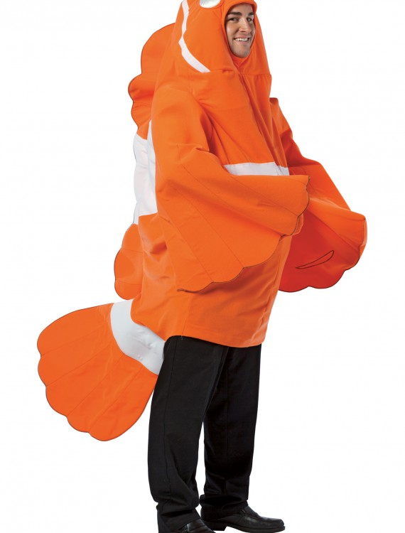 Adult Clownfish Costume