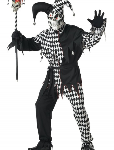 Adult Dark Jester Costume