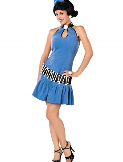 Adult Deluxe Betty Rubble Costume