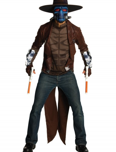 Adult Deluxe Cad Bane Costume