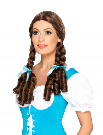 Adult Deluxe Kansas Girl Wig
