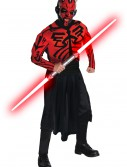 Adult Deluxe Muscle Chest Darth Maul Costume