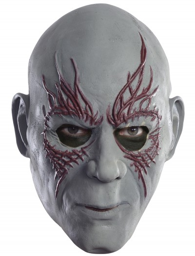 Adult Drax the Destroyer 3/4 Mask