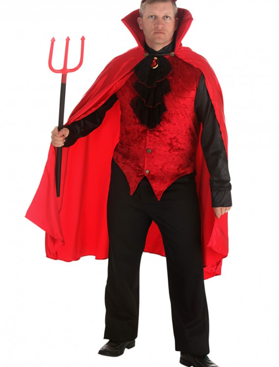 Adult Elite Devil Costume