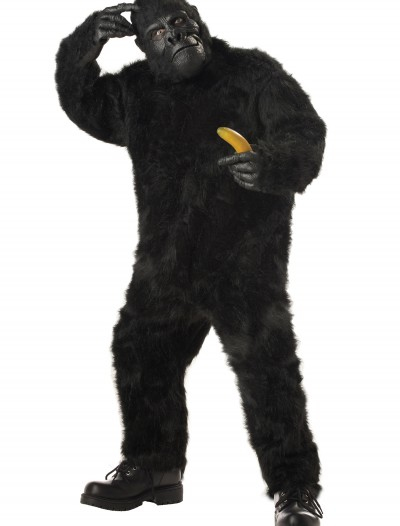 Adult Fun Run Gorilla Costume