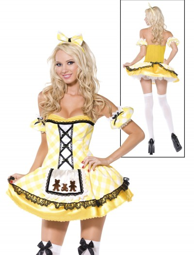 Adult Goldilocks Costume