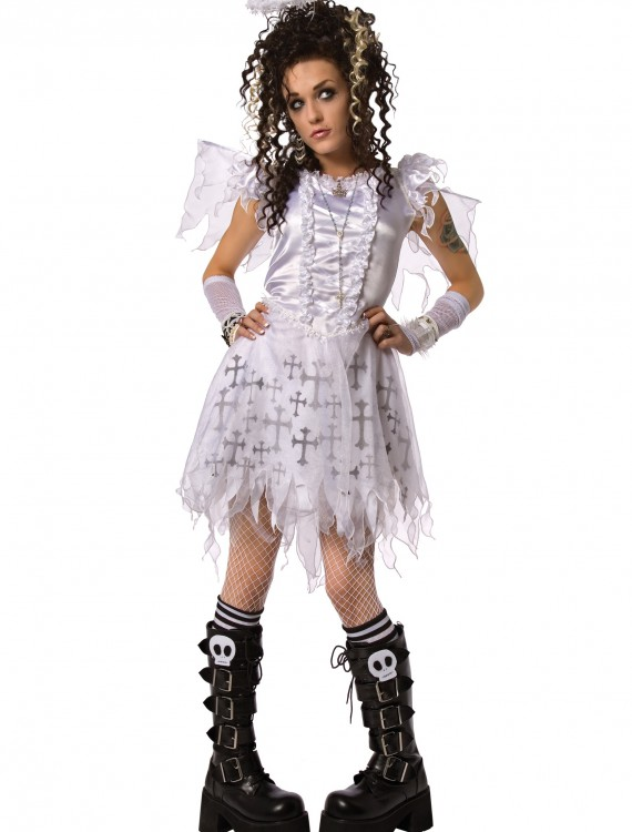 Adult Gothic Angel Costume