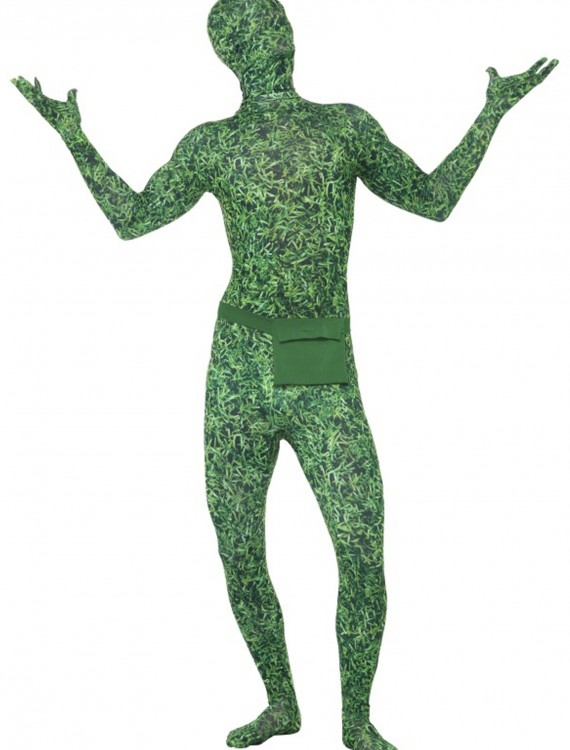 Adult Grass Second Skin Suit