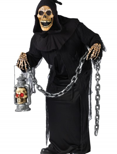 Adult Grave Ghoul Costume