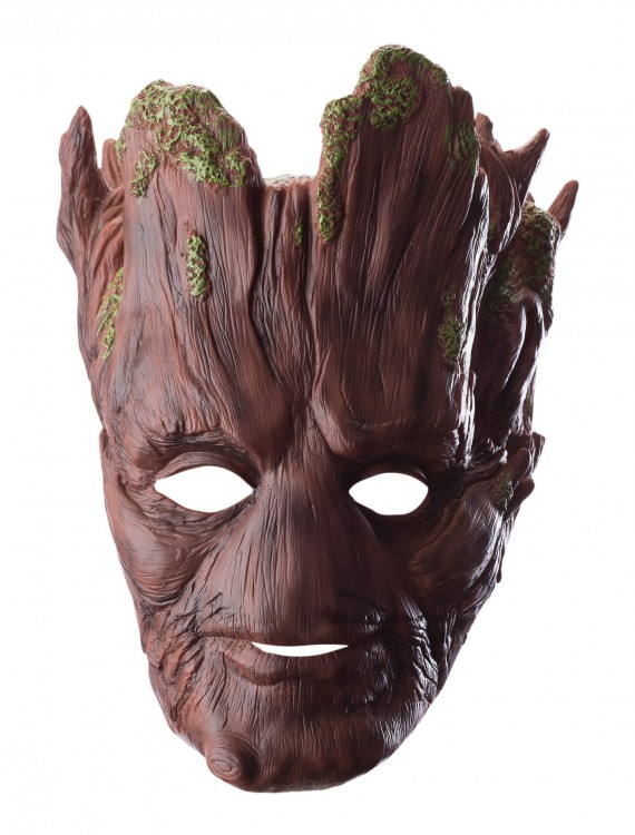 Adult Groot 3/4 Mask