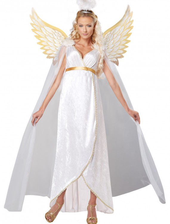 Adult Guardian Angel Costume