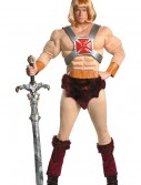 Adult He-Man Muscle Costume