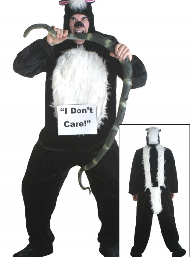 Adult Honey Badger Costume