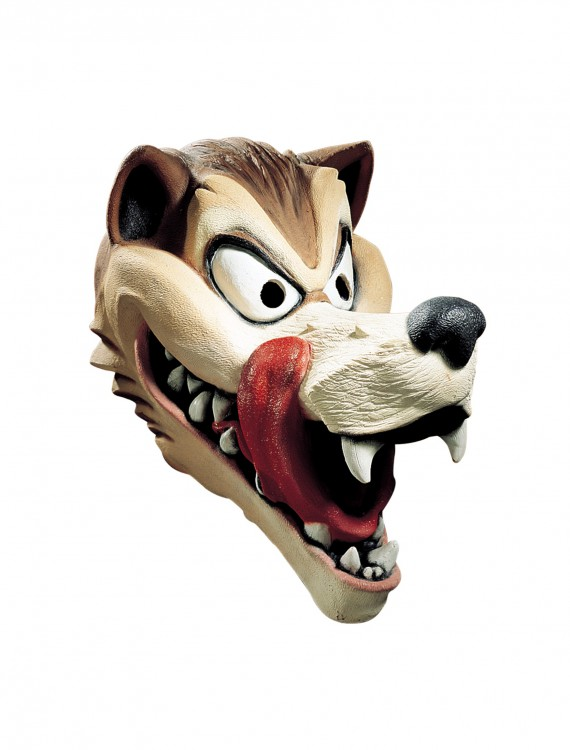 Adult Hungry Wolf Mask